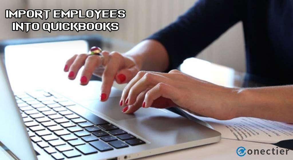 Import Employees into QuickBooks