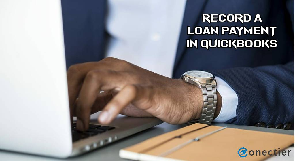 Record a Loan Payment in QuickBooks