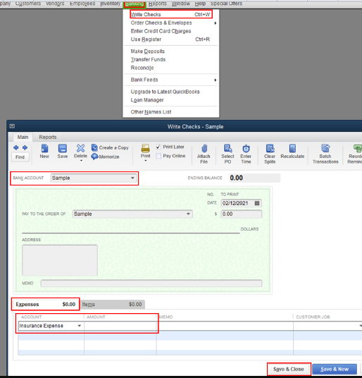 How to Record a Loan Payment in QuickBooks Desktop?