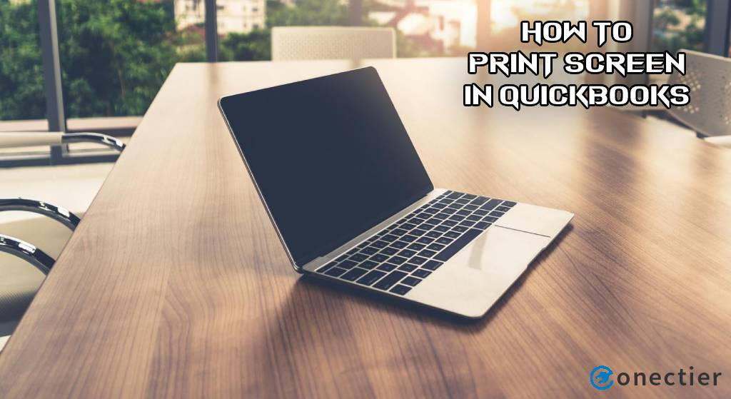 How to Print Screen in QuickBooks
