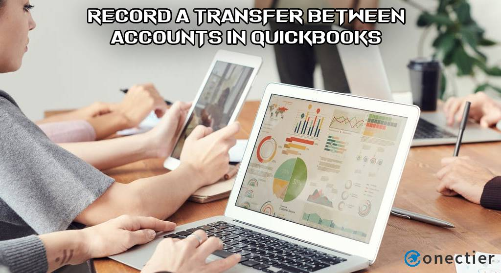 Record a Transfer between Accounts in QuickBooks
